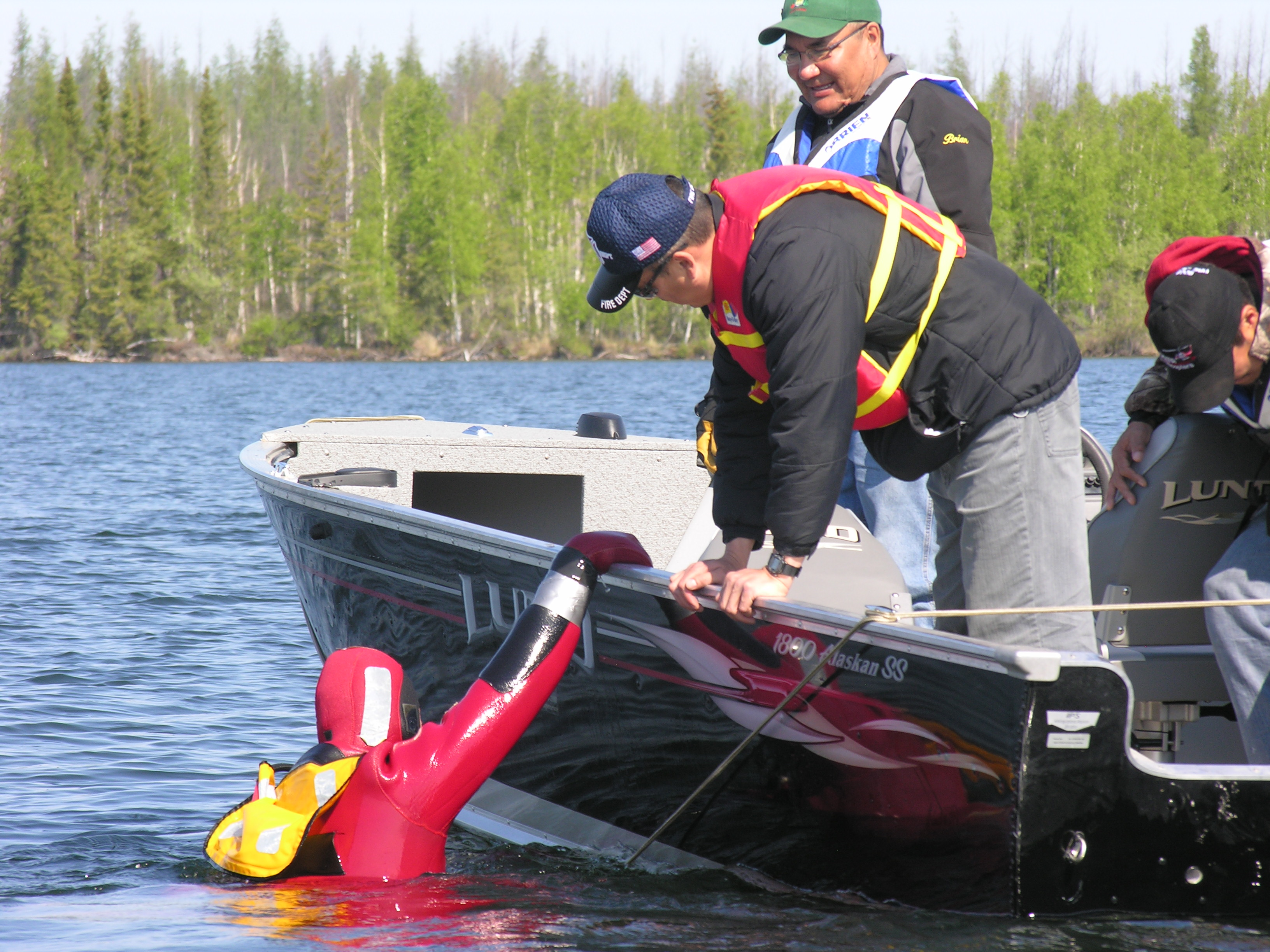 Canadian Onsite Marine Safety Training